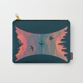 Sunrise / Sunset Carry-All Pouch