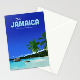 Visit Jamaica Stationery Cards