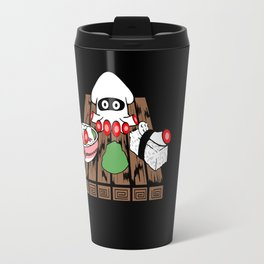 Super Blooper Sushi is what's for dinner Travel Mug