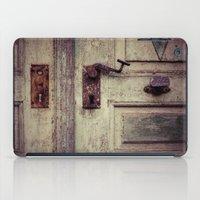 door iPad Cases featuring door by Deviens