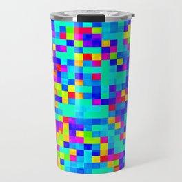Chromoscope IV ][ Revert Future Raster Travel Mug