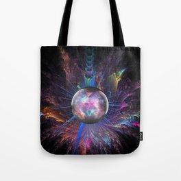 Shift in Consciousness Tote Bag
