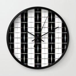 Helooter Skelooter Wall Clock