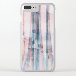 September Spectrum Clear iPhone Case