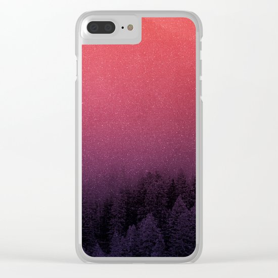 VIVID I Clear iPhone Case
