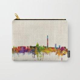 Washington DC Skyline Cityscpae Carry-All Pouch