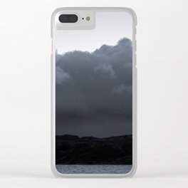 Always sunshine somewhere Clear iPhone Case