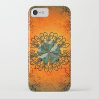 decorative iPhone & iPod Cases featuring Decorative design by nicky2342