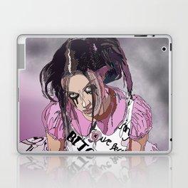 Malice in Wonderland Laptop & iPad Skin
