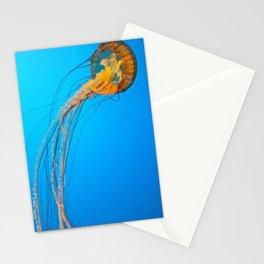 Animality: Jellyfish, Solo. Stationery Cards