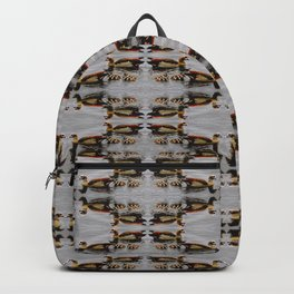Egyptian Geese Family Backpack