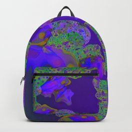 """Be yourself (Pop Fantasy Colorful Pattern 02)"" Backpack"