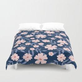 Primrose midnight blue Duvet Cover