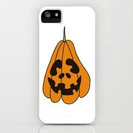 Cunning Jack'o'lantern iPhone Case