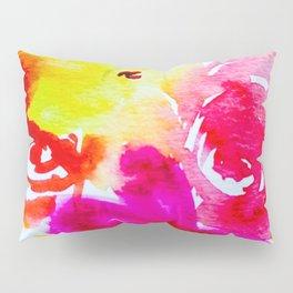 Vibrant Florals Pillow Sham