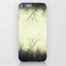 Green trees.  iPhone 6s Slim Case