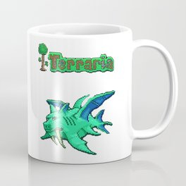 Terraria Duke Fishron Coffee Mug