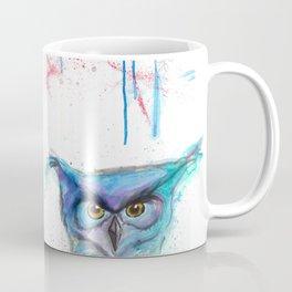 Owl and Bear Totem Coffee Mug