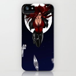 Katarina Throwing knives iPhone Case