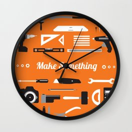 Make Something! Wall Clock