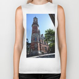 Jefferson Market Library Biker Tank