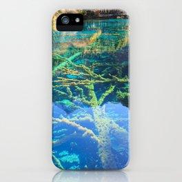 Jiuzhaigou National Park iPhone Case
