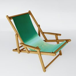 Gold Sling Chair