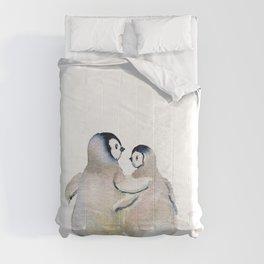 Two Little Penguins Comforters