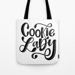Cookie Lady Tote Bag