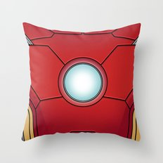 MARK 43 Throw Pillow