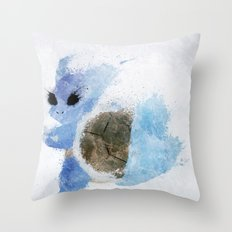 #008 Throw Pillow