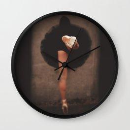 Ballet Life Wall Clock