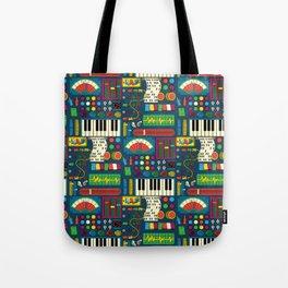 Magical Music Machine Tote Bag