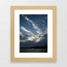 HAWAII KAI SUNSET #3 Framed Art Print