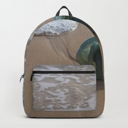 Bluebottle Jellyfish Backpack
