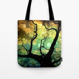 Drifting in the Evernight Tote Bag