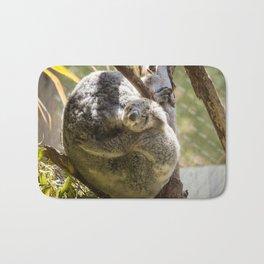 Mama and Baby Koala Bear Bath Mat