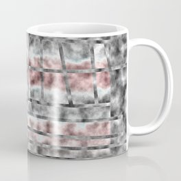 Gray and Pink Haze Coffee Mug