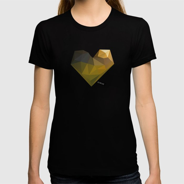 Vector Love 02 T-shirt
