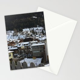 mountain of Moena Stationery Cards