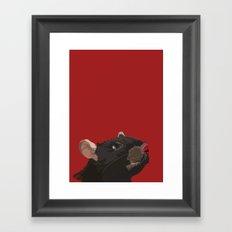Rat Framed Art Print
