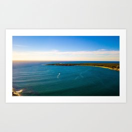 Cronulla, New South Wales Art Print