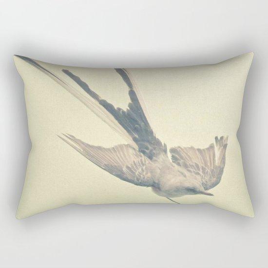 Bird Study #1 Rectangular Pillow