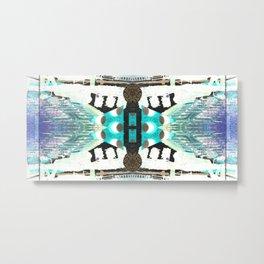 t0w3r5=f477 Metal Print