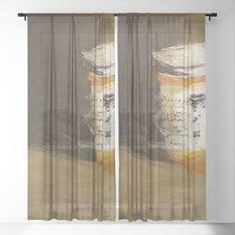 My Prescription  Sheer Curtain