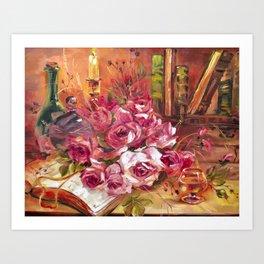 Still life # 26 Art Print