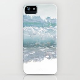 Ephemeral (Wanderlust) iPhone Case