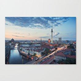 Berlin Classic Canvas Print