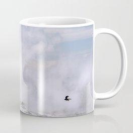 Old Faithful Fly By Coffee Mug