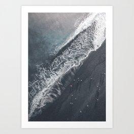 Sea 15 Art Print
